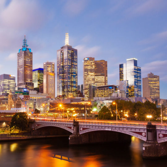 WIN a trip to Melbourne