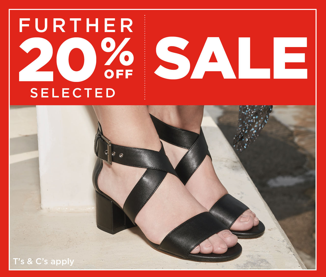 take a further 20 off sale at hannahs   northwest