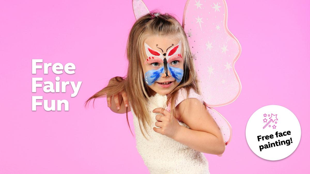 Free Fairy Fun!
