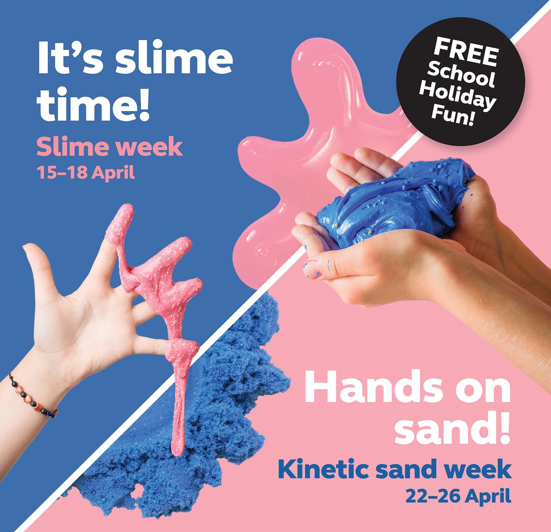 Slime & Sand