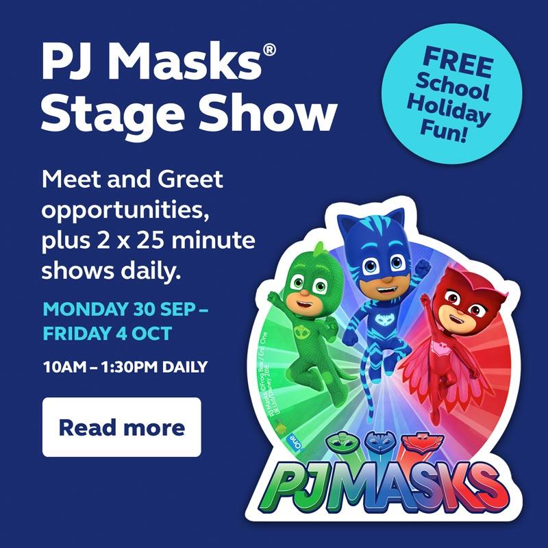 PJ Masks® Stage Show