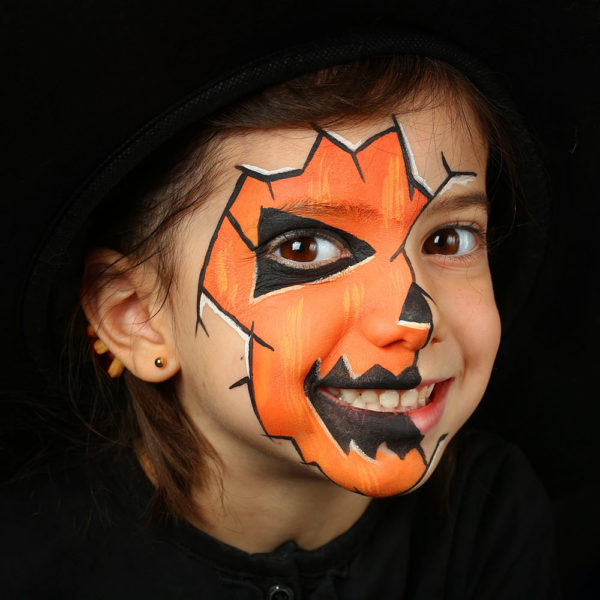 Free Halloween Face Painting!
